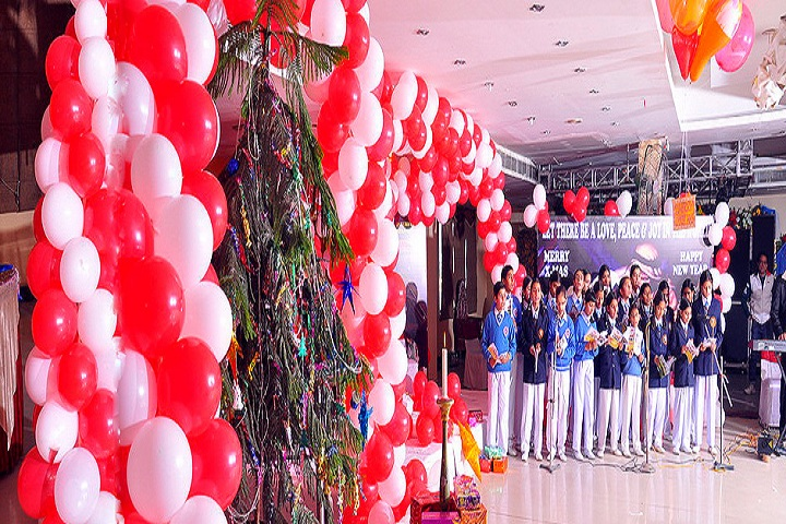 Shivalik Public School-Christmas Celebrations