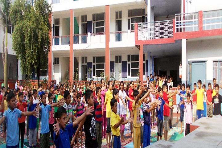 Shivalik Public School-Morning Assembly