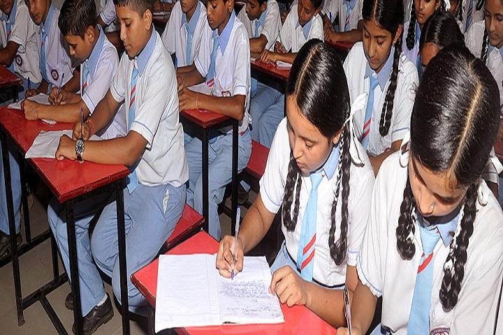 Shivalik Public School-Classroom