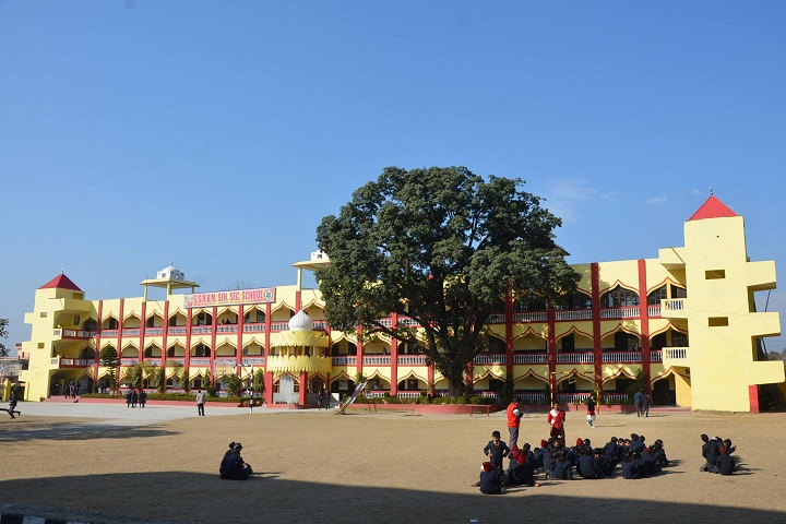 SSRVM Senior Secondary School-Campus View