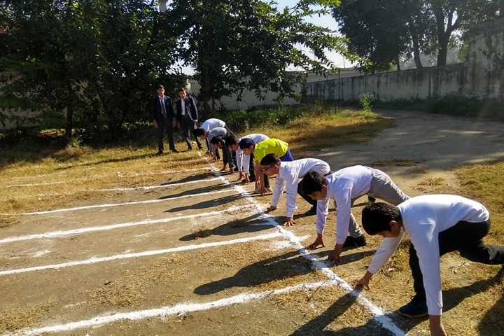SSRVM Senior Secondary School-Sports Day