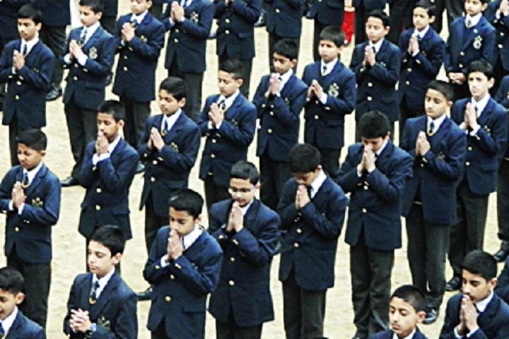 St Edwards School-Assembly
