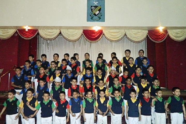 St Edwards School-Auditorium