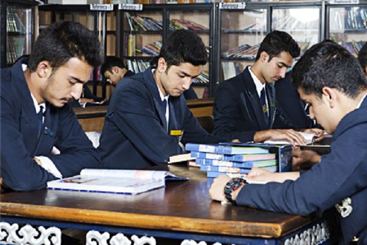 St Edwards School-Library