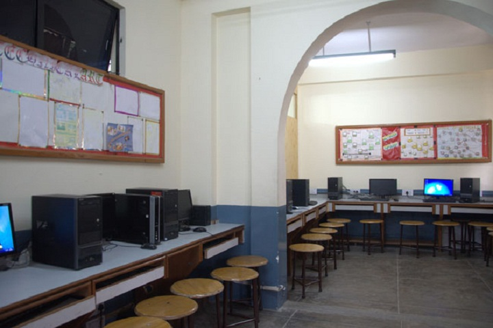 St Lukes Senior Secondary School-Computer-Lab