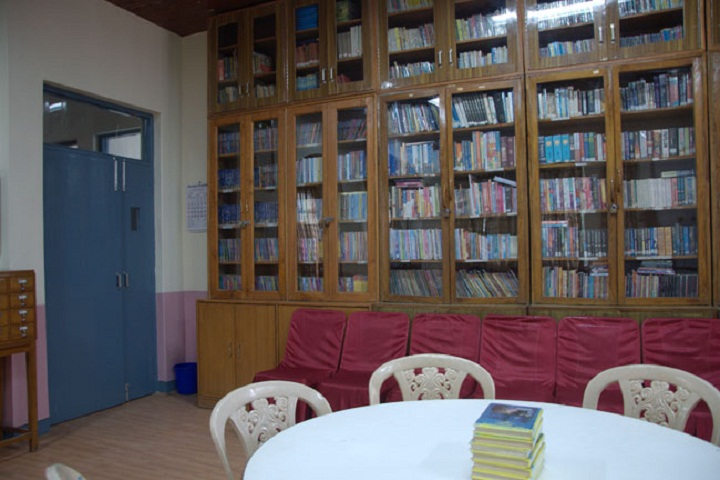 St Lukes Senior Secondary School-Library