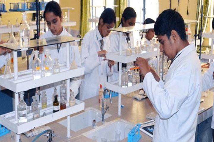 St  Marys  Convent School-Lab