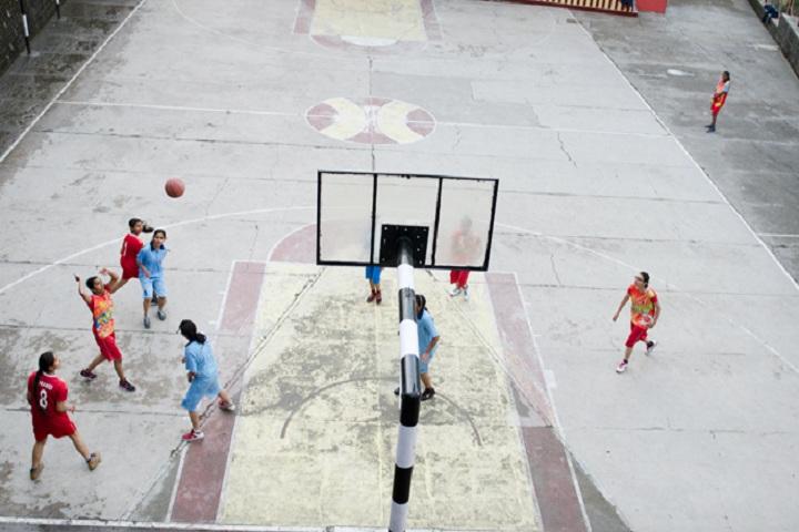 St  Marys  Convent School-Sports
