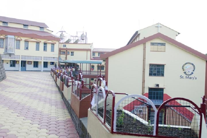 St  Marys Convent School-Campus Area