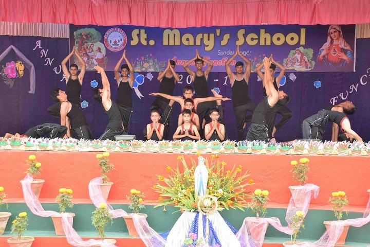 St MaryS High School-Dance