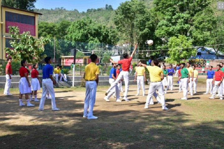 St MaryS High School-Games