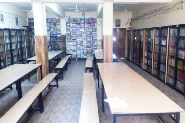 St MaryS High School-Library