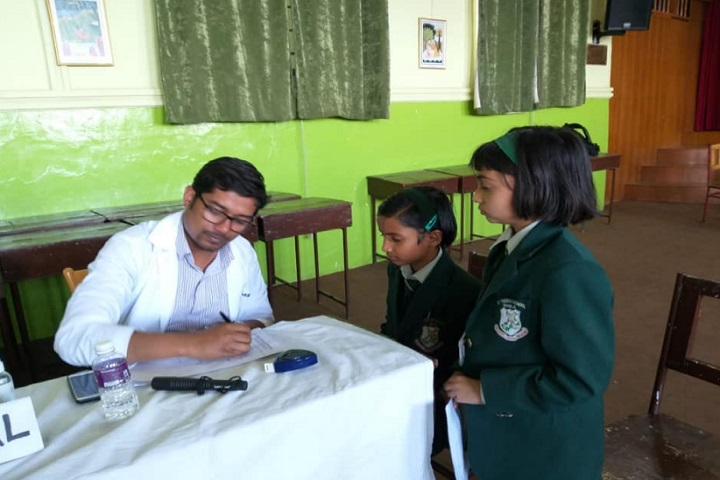 St Thomas School-Medical Checkup
