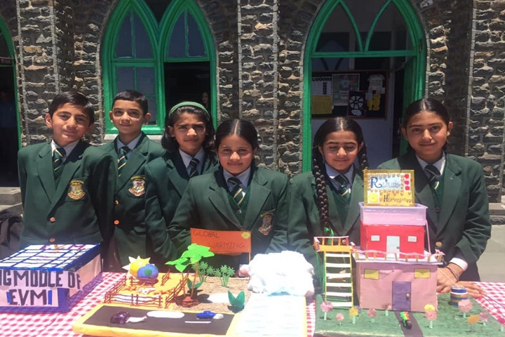 St Thomas School-Science Exhibition
