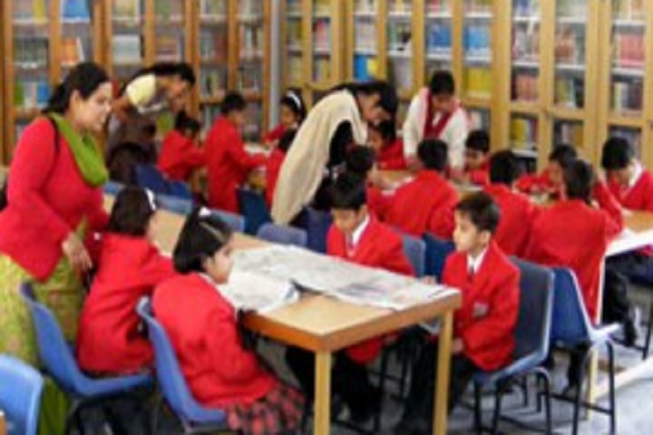 St Xaviers Residential School-Library
