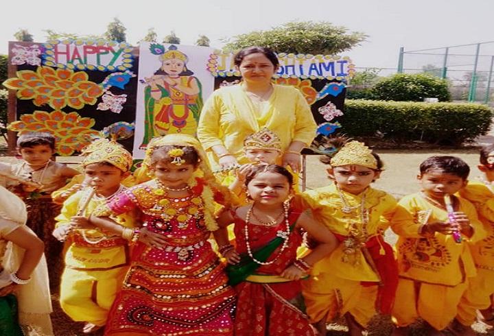 Sunshine Public School-Janmastami celebrations