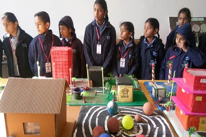 Sunshine Public School-Science Exhibition