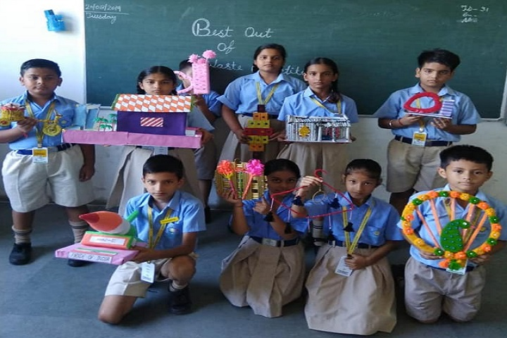 Sunshine Public School-craft work