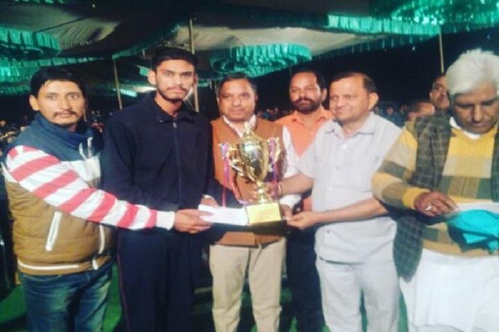 Tagore Vanasthali Public School-Awards