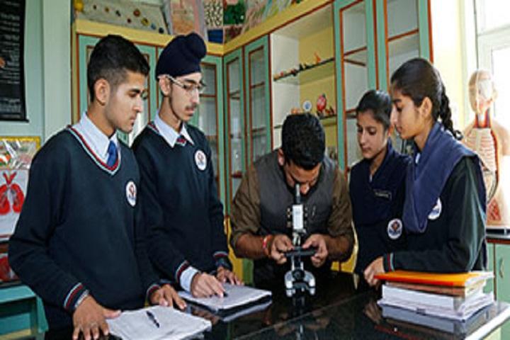 Tagore Vanasthali Public School-Biology Lab