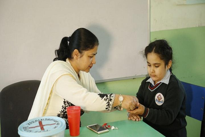 Tagore Vanasthali Public School-Medical