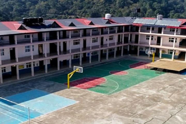 Tagore Vanasthali Public School-Play Ground