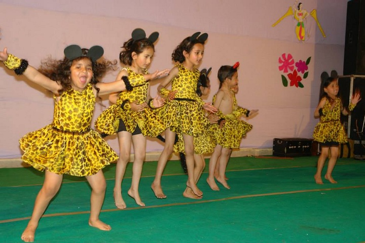 Takshila-Events dance