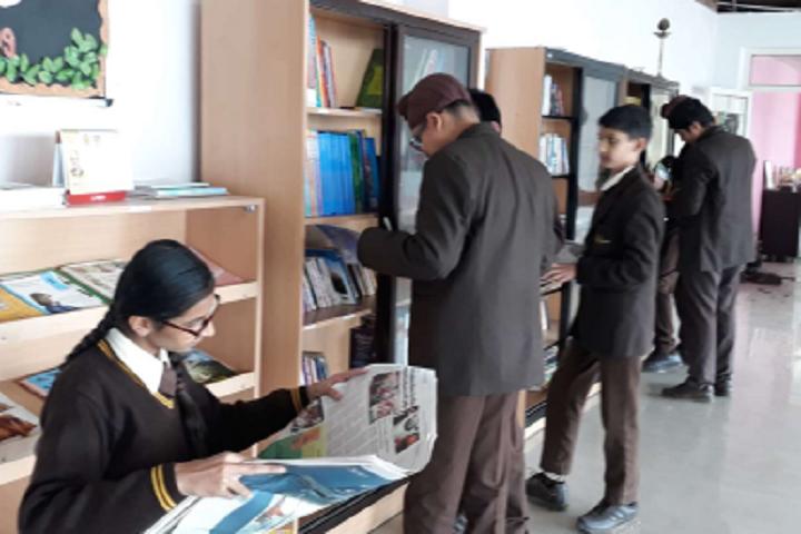 Takshila-Library
