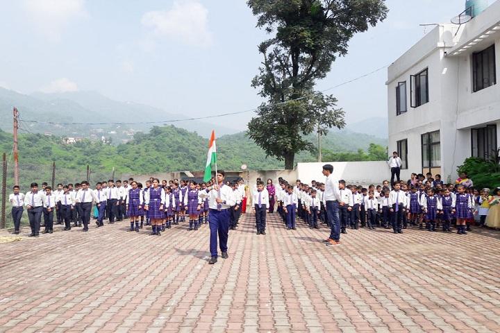 The Divine International School-Events independance day