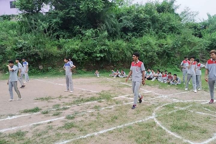 The Divine International School-Sports