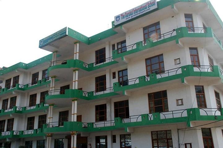 The Gurukul International School-Campus-View