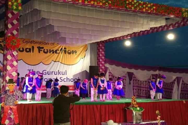 The Gurukul International School-Events function