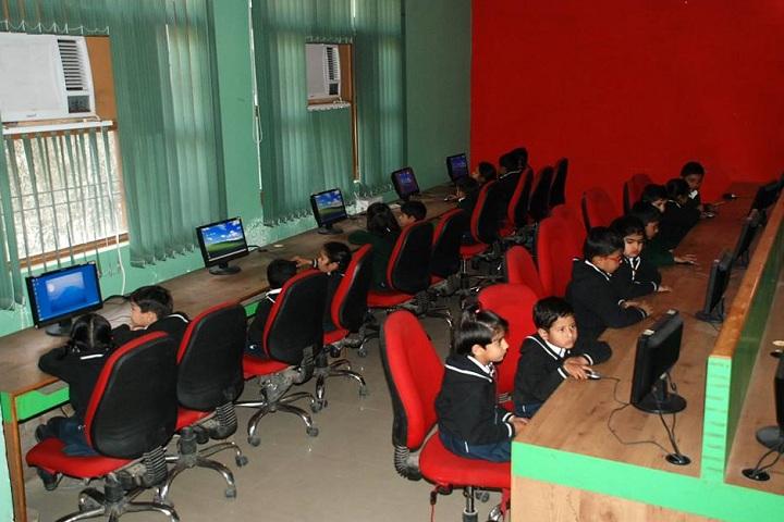 The Gurukul International School-IT-Lab