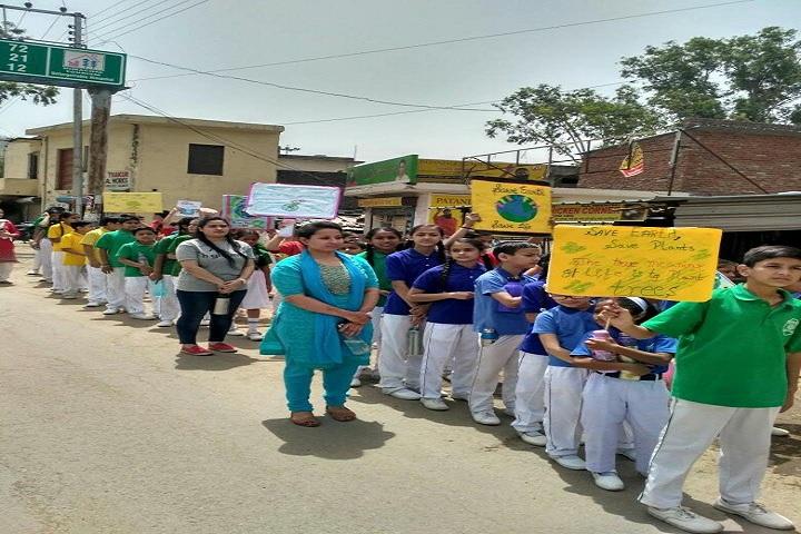The Gurukul International School-Others rally