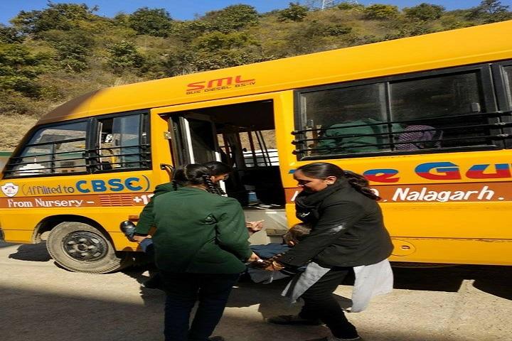 The Gurukul International School-Transport