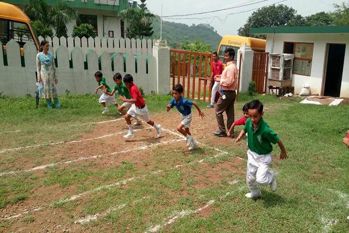 The Gurukul International School-Sports