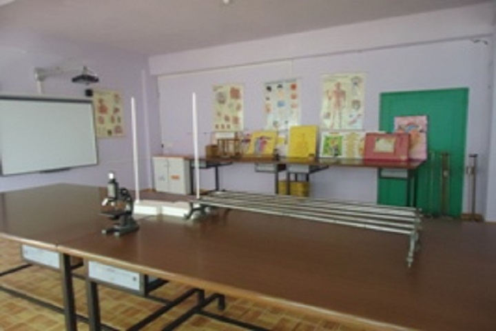 The Phoenix School of Integrated Learning-Physics Lab