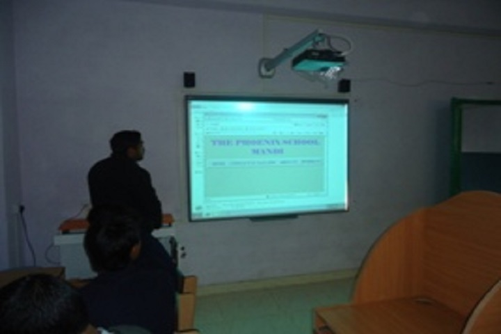 The Phoenix School of Integrated Learning-Smart Class Room