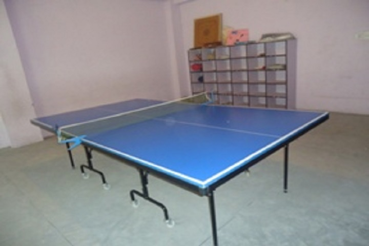 The Phoenix School of Integrated Learning-Tennis Room