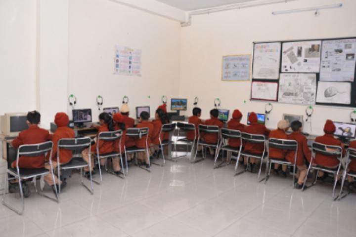 The ScholarS Home Paonta Sahib-IT Lab