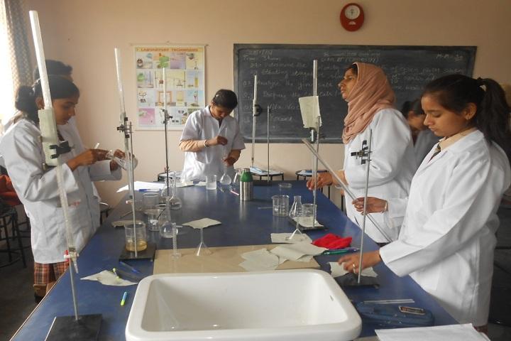 The ScholarS Home Paonta Sahib-Laboratory