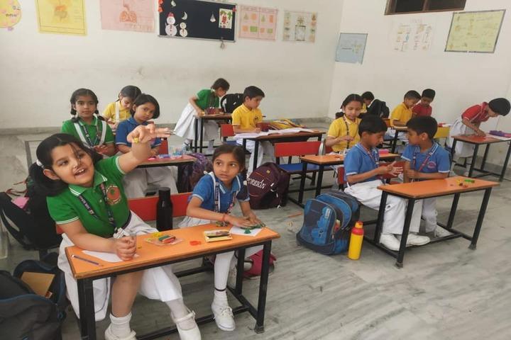 The Svn School-Classroom