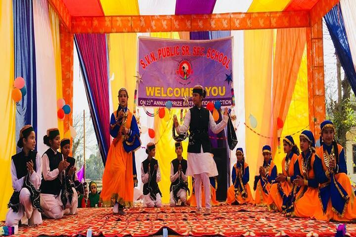The Svn School-Dance