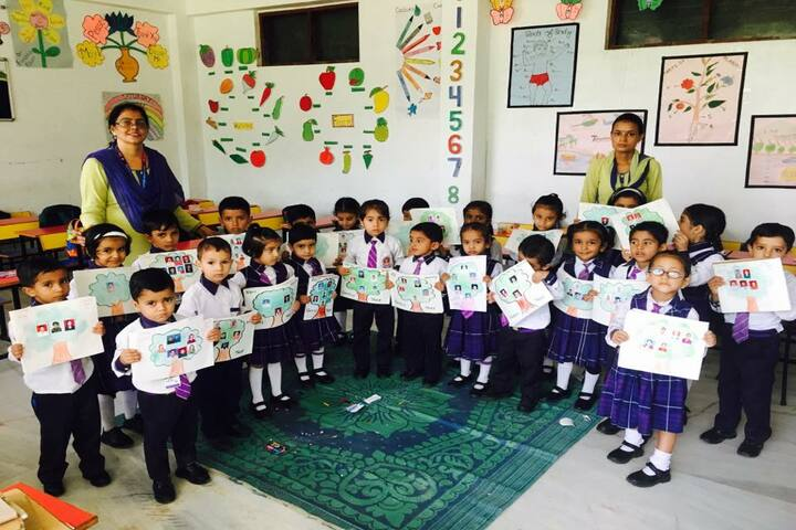 The Svn School-Drawing Competiton