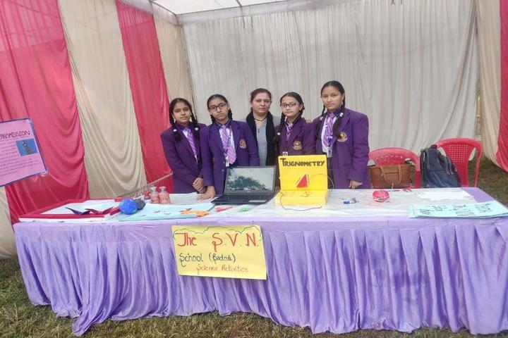 The Svn School-School Assembly