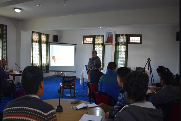 Tibetan Childrens Village School-Digital Classroom