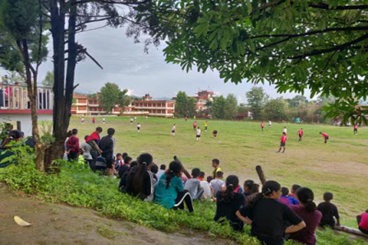 Tibetan Childrens Village School-Play Ground