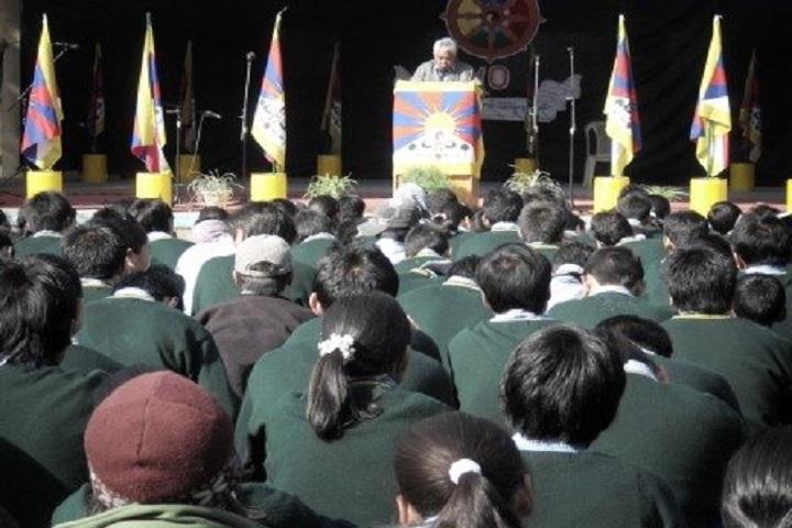 Tibetan ChildrenS Village Senior Secondary School-Event