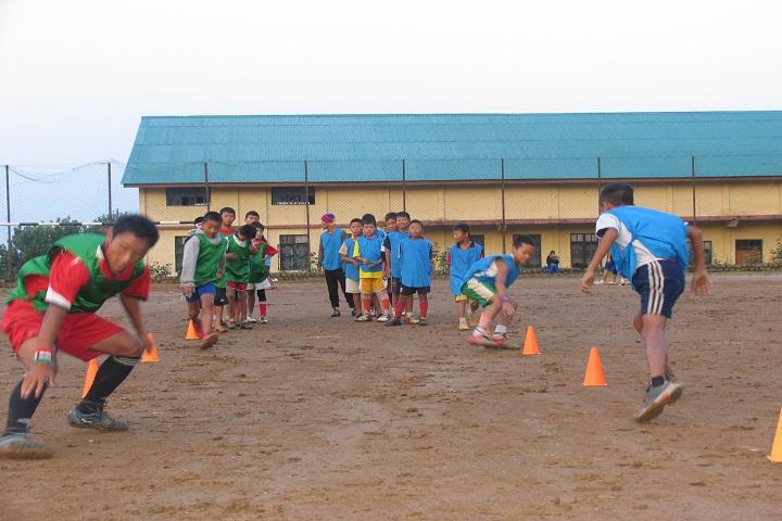 Tibetan ChildrenS Village Senior Secondary School-Games