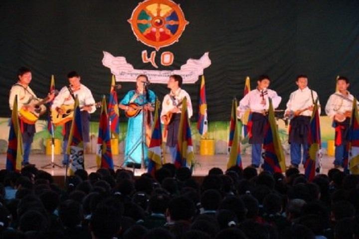Tibetan ChildrenS Village Senior Secondary School-Annual Day